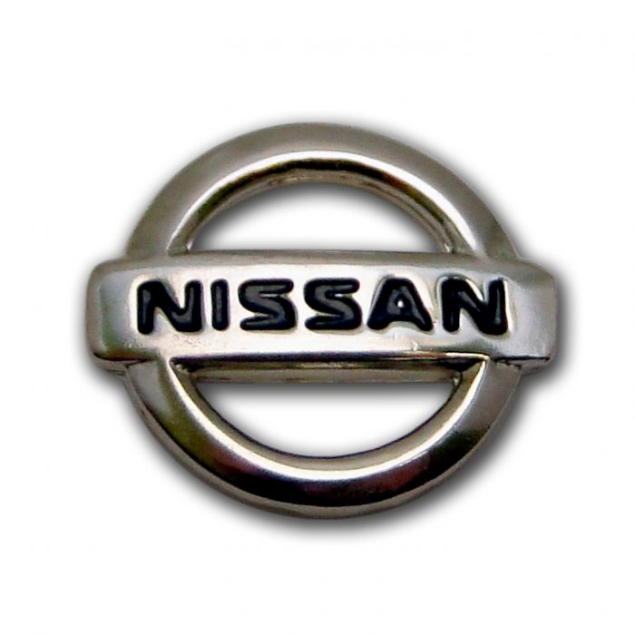 Литий значок Nissan